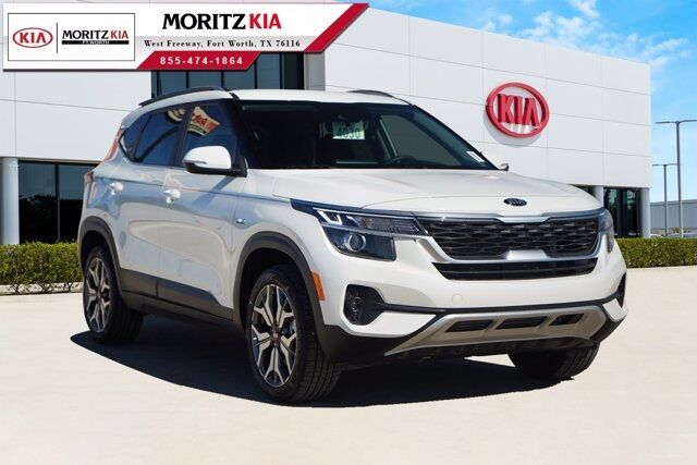 2021 Kia Seltos S Fort Worth TX