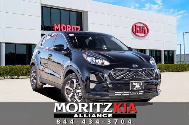 2021 Kia Sportage LX Fort Worth TX