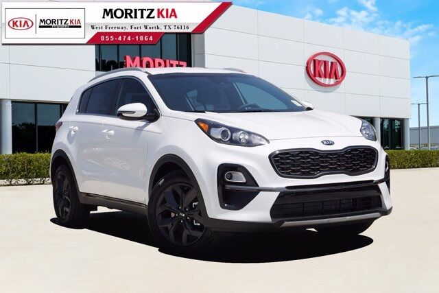 2021 Kia Sportage S Fort Worth TX