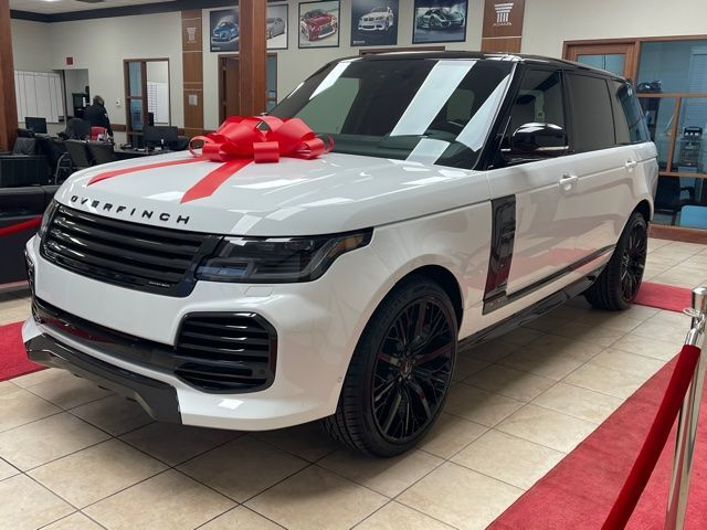 2021 Land Rover Range Rover WESTMINISTER OVERFINCH Longwheel base 229,000 MSRP Charlotte NC