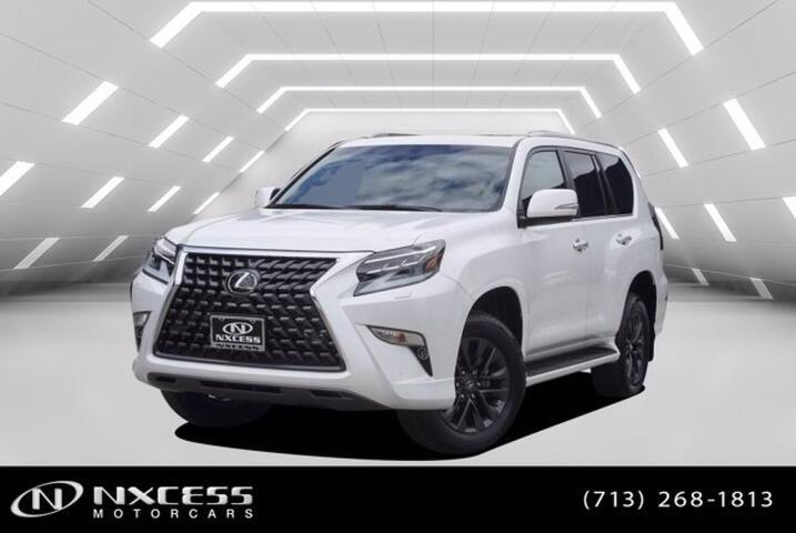 2021 Lexus GX GX 460 Premium Low Miles Warranty Houston TX