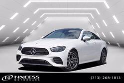 Mercedes-Benz E-Class 4Matic E 450 Sport Coupe Factory Warranty. 2021