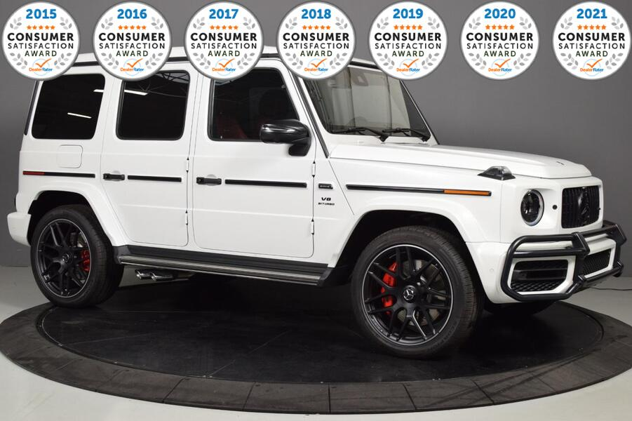 2021_Mercedes-Benz_G-Class_AMG G 63_ Glendale Heights IL