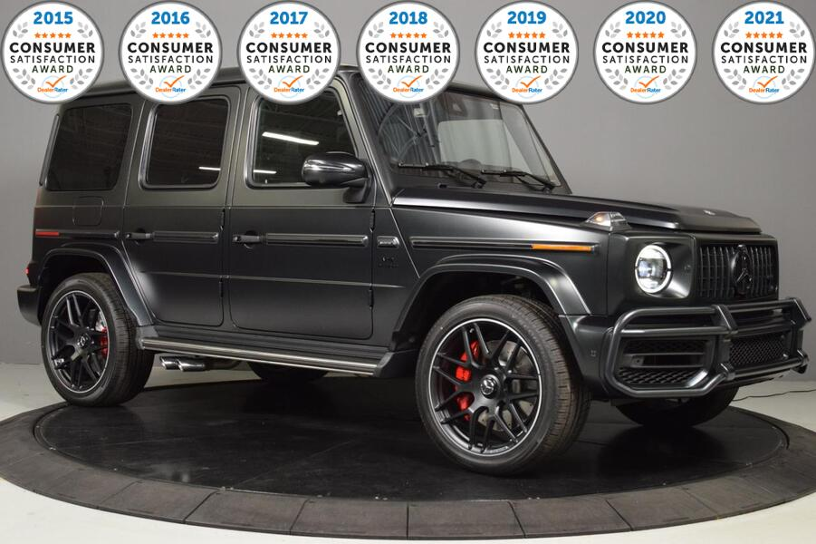 2021_Mercedes-Benz_G63 AMG_SUV_ Glendale Heights IL