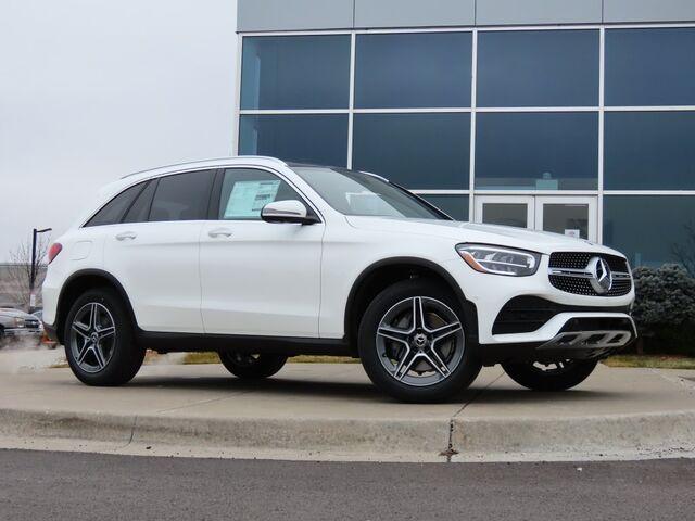 2021 Mercedes-Benz GLC 300 4MATIC® SUV Kansas City KS
