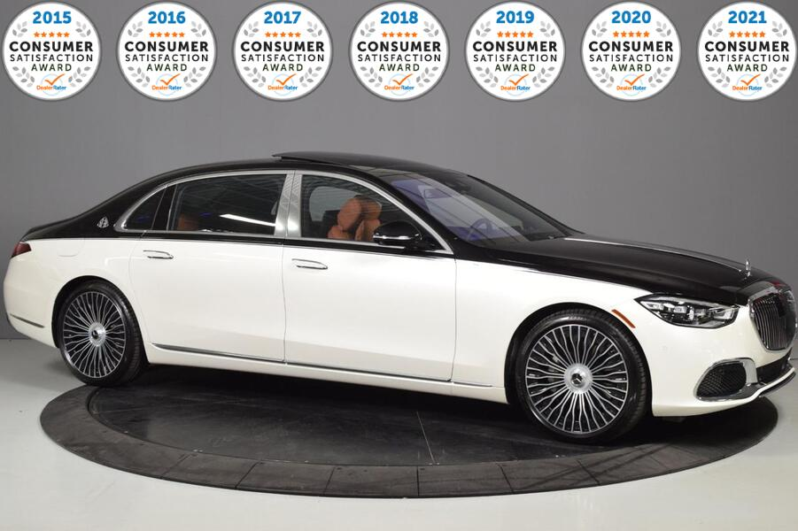 2021_Mercedes-Benz_S-Class_Maybach S 580_ Glendale Heights IL