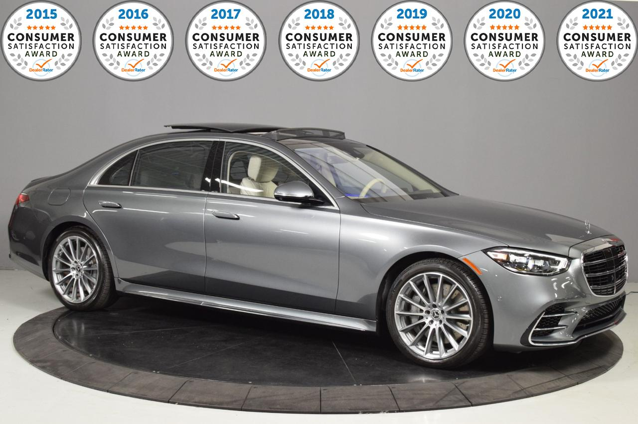 2021 Mercedes-Benz S-Class S 580 Glendale Heights IL