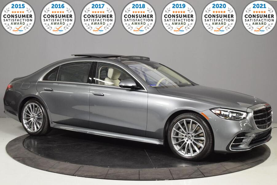2021_Mercedes-Benz_S-Class_S 580_ Glendale Heights IL