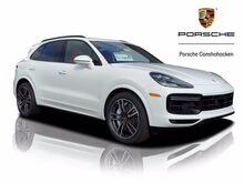 2021_Porsche_Cayenne_Turbo_ Philadelphia PA