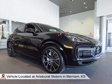 2021_Porsche_Cayenne_Turbo Coupe_ Kansas City KS