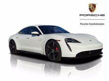 2021_Porsche_Taycan_4S_ Philadelphia PA