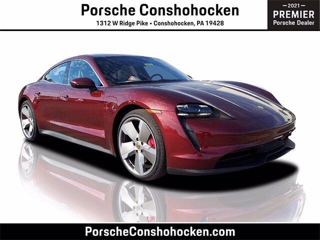 2021 Porsche Taycan 4S Philadelphia PA