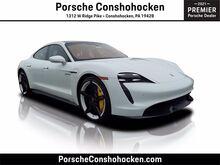 2021_Porsche_Taycan_Turbo S_ Philadelphia PA