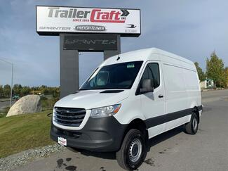 Sprinter 2500 4X4 Cargo Van  2021