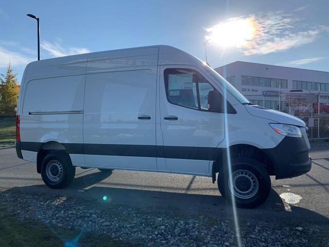 2021 Sprinter 2500 4X4 Cargo Van  Anchorage AK