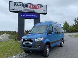 Sprinter 2500 4X4 Passenger Van  2021