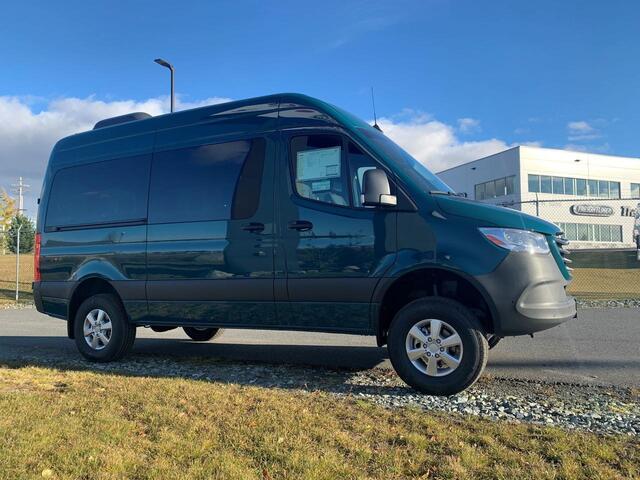 2021 Sprinter 2500 4X4 Passenger Van  Anchorage AK