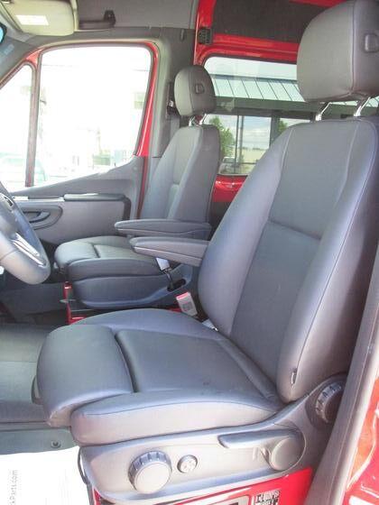 2021 Sprinter Sprinter 2500 Passenger Van  Milton VT