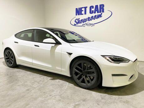 2021 Tesla Model S Plaid Houston TX