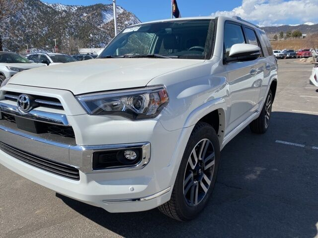2021 Toyota 4Runner Limited Durango CO