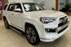 2021_Toyota_4Runner_Limited WITH SADDLE LEATHER INTERIOR_ Charlotte NC