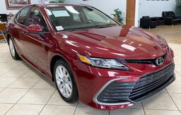 2021_Toyota_Camry_LE_ Charlotte NC
