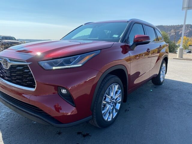 2021 Toyota Highlander Limited Durango CO