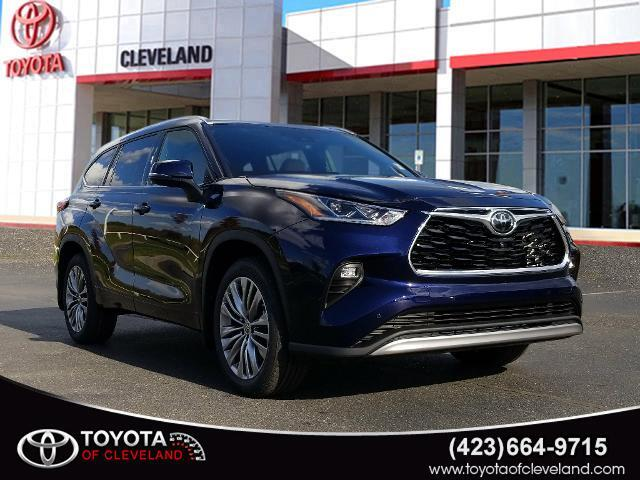 2021 Toyota Highlander Platinum McDonald TN