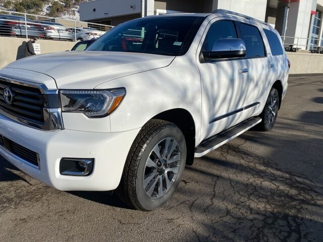 2021 Toyota Sequoia Limited Durango CO