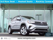 2021_Volkswagen_Atlas_3.6L V6 SE w/Technology_ Kansas City KS