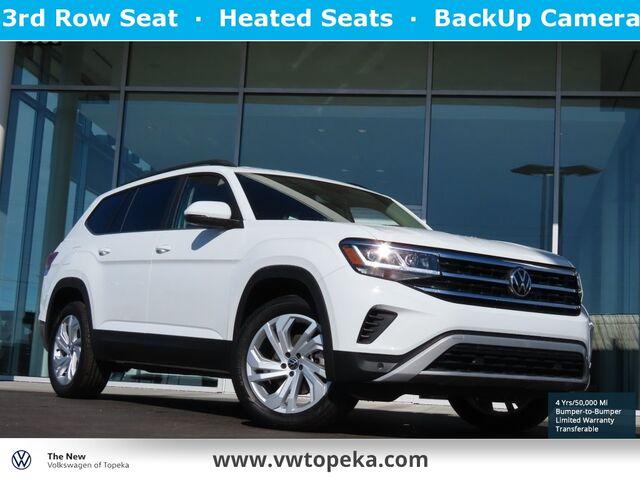 2021 Volkswagen Atlas 3.6L V6 SE w/Technology Kansas City KS