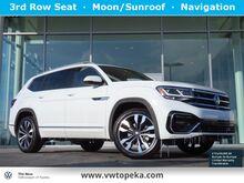 2021_Volkswagen_Atlas_3.6L V6 SEL Premium R-Line_ Kansas City KS