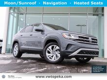 2021_Volkswagen_Atlas Cross Sport_3.6L V6 SEL_ Kansas City KS