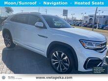 2021_Volkswagen_Atlas Cross Sport_3.6L V6 SEL Premium R-Line_ Kansas City KS