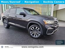 2021_Volkswagen_Atlas Cross Sport_3.6L V6 SEL R-Line_ Kansas City KS