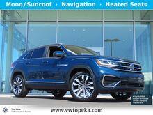 2021_Volkswagen_Atlas Cross Sport_3.6L V6 SEL R-Line_ Kansas City KS