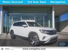 2021_Volkswagen_Atlas_SEL Premium_ Kansas City KS