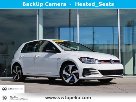 2021 Volkswagen Golf GTI 2.0T S Kansas City KS