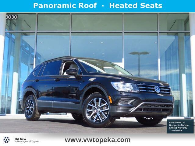 2021 Volkswagen Tiguan  Kansas City KS