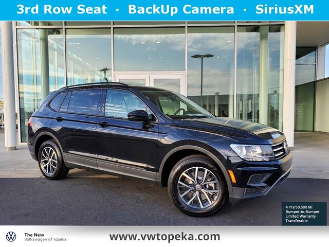2021 Volkswagen Tiguan 2.0T S Kansas City KS