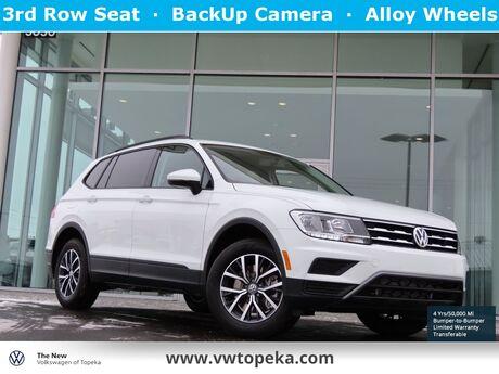 2021 Volkswagen Tiguan 2.0T S Kansas City KS