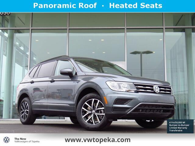 2021 Volkswagen Tiguan 2.0T SE 4MOTION Kansas City KS