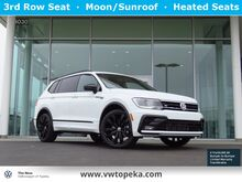 2021_Volkswagen_Tiguan_2.0T SE R-Line Black_ Kansas City KS
