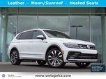 2021 Volkswagen Tiguan 2.0T SEL Premium R-Line