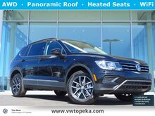 2021_Volkswagen_Tiguan_SE_ Kansas City KS