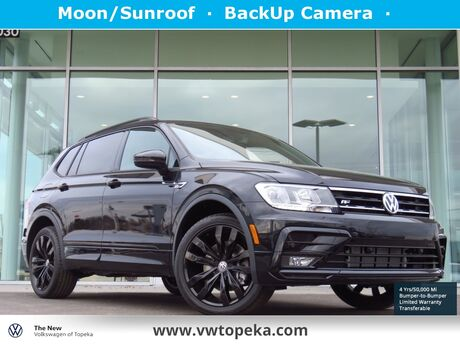 2021 Volkswagen Tiguan SE R-Line Black Kansas City KS