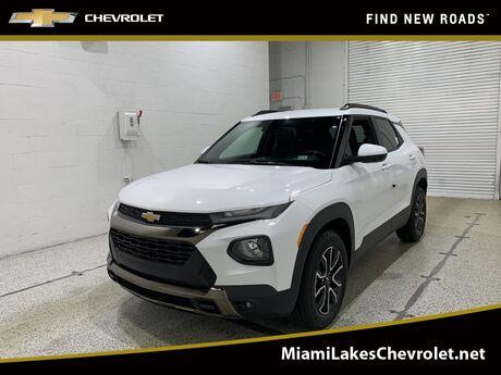 2022 Chevrolet TrailBlazer ACTIV