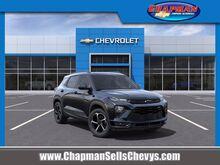 2022_Chevrolet_Trailblazer_RS_  PA