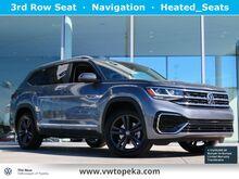 2022_Volkswagen_Atlas_3.6L V6 SEL R-Line_ Kansas City KS