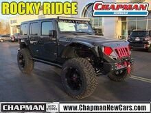 2017 Jeep Wrangler Unlimited Rubicon  PA